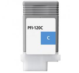 CANON PFI120 CYAN CARTUCHO DE TINTA PIGMENTADA COMPATIBLE (2886C001)