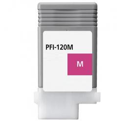 CANON PFI120 MAGENTA CARTUCHO DE TINTA PIGMENTADA COMPATIBLE (2887C001)