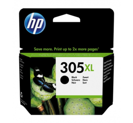 HP 305XL NEGRO CARTUCHO DE TINTA ORIGINAL (3YM62AE)