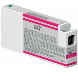 EPSON T5963 MAGENTA CARTUCHO DE TINTA PIGMENTADA COMPATIBLE (C13T596300)
