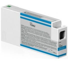 EPSON T5962 CYAN CARTUCHO DE TINTA PIGMENTADA COMPATIBLE (C13T596200)
