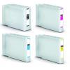 PACK 4 EPSON T9071/T9072/T9073/T9074 CMYK CARTUCHOS DE TINTA PIGMENTADA COMPATIBLES