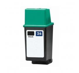 HP 26 NEGRO CARTUCHO DE TINTA COMPATIBLE (51626AE)