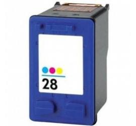 HP 28 TRICOLOR CARTUCHO DE TINTA COMPATIBLE (C8728AE)