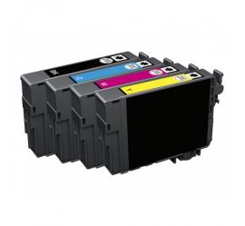 PACK 4 EPSON 405XL CMYK CARTUCHOS DE TINTA PIGMENTADA COMPATIBLES