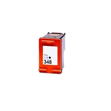 HP 348 TRICOLOR PHOTO CARTUCHO DE TINTA COMPATIBLE (C9369EE)