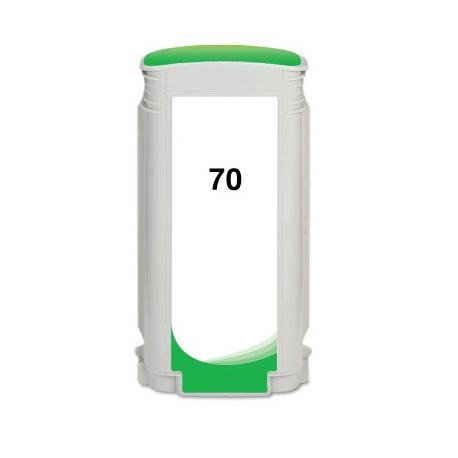 HP 70 VERDE CARTUCHO DE TINTA PIGMENTADA COMPATIBLE (C9457A)