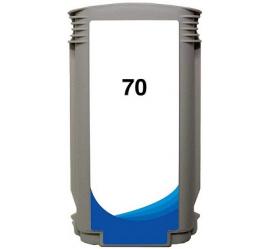 HP 70 AZUL CARTUCHO DE TINTA PIGMENTADA COMPATIBLE (C9458A)