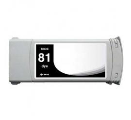 HP 81 NEGRO CARTUCHO DE TINTA COMPATIBLE (C4930A)