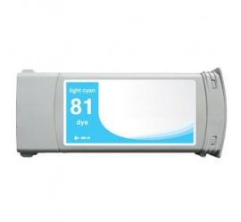 HP 81 CYAN LIGHT CARTUCHO DE TINTA COMPATIBLE (C4934A)