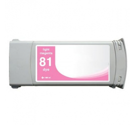 HP 81 MAGENTA LIGHT CARTUCHO DE TINTA COMPATIBLE (C4935A)