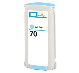 HP 70 CYAN LIGHT CARTUCHO DE TINTA COMPATIBLE (C9390A)