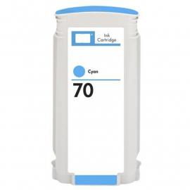 HP 70 CYAN CARTUCHO DE TINTA COMPATIBLE (C9452A)