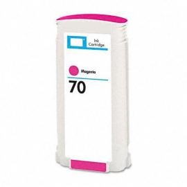 HP 70 MAGENTA CARTUCHO DE TINTA COMPATIBLE (C9453A)