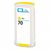 HP 70 AMARILLO CARTUCHO DE TINTA COMPATIBLE (C9454A)
