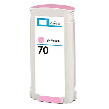 HP 70 MAGENTA LIGHT CARTUCHO DE TINTA PIGMENTADA COMPATIBLE (C9455A)