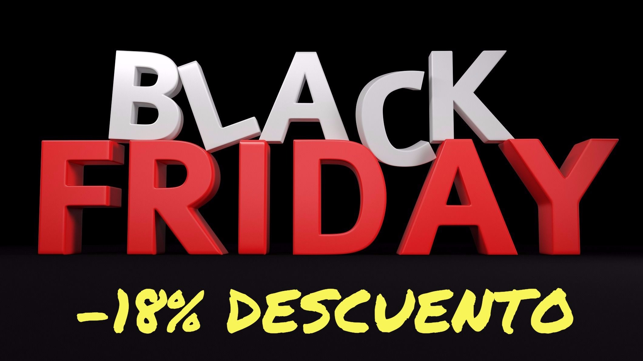Black Friday -18% en tinta y toner compatible