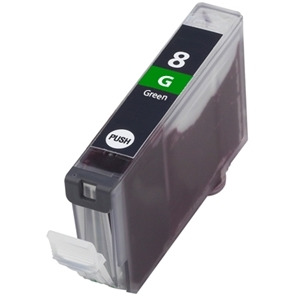 CANON CLI8 VERDE CARTUCHO DE TINTA COMPATIBLE (0627B001)